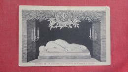 Ricordo Delle Catacombe Di S. Callisto, La Tomba Di S. Cecilia      2101 - Roma (Rome)