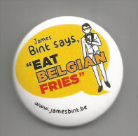 UNIVERSAL EXPO MILANO 2015.Eat Belgian Fries (Welcome To The James Bint Belgian Fries Pavilion). - Alimentation