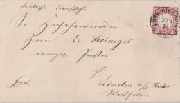 DR Brief EF Minr.19 Wüste-Giersdorf 29.5.74 - Deutschland