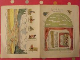 Découpage Diorama à Construire. La Vieille Russie. 1934 - Collections