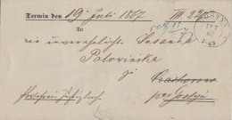 Preussen Brief K2 Gostyn 12.7.67 - Preussen