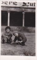 Moldova - Chisinau - 1934 - Reclama Bere Luther - 95x65mm - Persone Anonimi