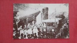China (Hong Kong)   Upper Peak Tram Terminal   90 Th Annivversary 1888-1978        2101 - China (Hong Kong)
