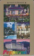 Peppermill Casino Reno Hotel Room Key Card - Hotel Keycards