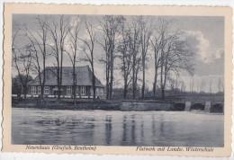 GERMANY , NEUENHAUS, OLD POSTCARD - Bentheim
