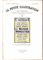 La Petite Illustration N� 923 -17 juin 1939 - Denys Amiel - LA MAISON MONESTIER