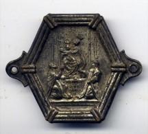 Medaglietta - Ave Maria - Religione & Esoterismo