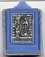Medaglietta - N.d - Lourdes - Religione & Esoterismo