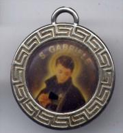 Medaglietta - San Gabriele - Religione & Esoterismo