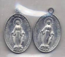 2 Medaglietta - Maria Concepita Senza Peccato - Religione & Esoterismo