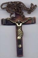 Crocifisso Accendino Con Collana - Religion & Esotérisme