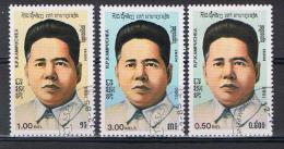 Kampuchea Y/T 603A / 603C (0) - Kampuchea