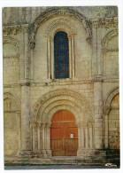CORME-ROYAL--L'église Romane (XII° S )--La Façade  Cpsm N°1225 éd Combier - France