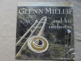 Disque Vinyle 33 T GLENN MILLER And His Orchestra - Jazz