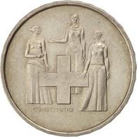 Suisse, Confédération, 5 Francs 1974, KM 52 - Suisse