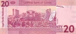SUDAN P. 68 20 P 2006 UNC - Soudan