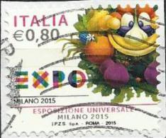 Italia 2015, Expo Milano (o) - 6. 1946-.. Repubblica