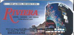 Riviera Casino Las Vegas Hotel Room Key Card - Hotel Keycards