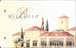 Belladio Casino Las Vegas Hotel Room Key Card - Hotel Keycards