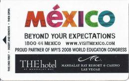 Mandalay Bay Casino Las Vegas Hotel Room Key Card - Hotel Keycards