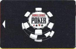 Rio Casino Las Vegas WSOP Hotel Room Key Card 2012 - Hotel Keycards