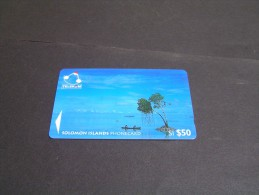 SOLOMON ISLANDS Phonecard;