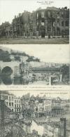 Namur 1914 - Destructions - 6 Cartes Postales ( Voir Verso ) - Namur