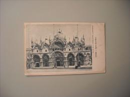 ITALIE VENETO VENEZIA EGLISE SAINT MARC EDITION CHOCOLATERIE AIGUEBELLE - Venezia (Venice)