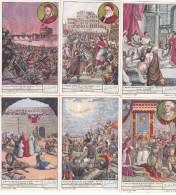 Liebig Cards 1949 Anno Santo E Le Sue Origini Serie II Set - Liebig