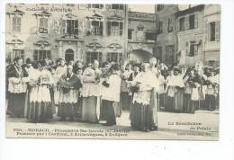 MCS2- MONACO   Procession Ste Dévote - La Bénédiction Du Palais - Prince's Palace