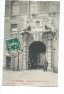 MCS2- MONACO  Entrée Du Palais Du Prince - Prince's Palace