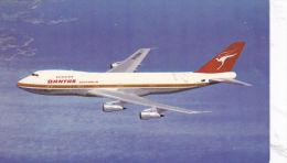 AVIATION -QANTAS BOEING 747B - 1946-....: Moderne