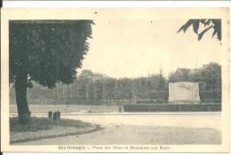 Ris Orangis  Monument Aux Morts - Ris Orangis