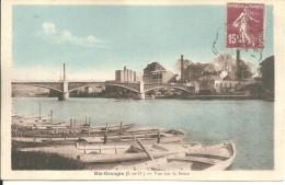 Ris Orangis  La Seine - Ris Orangis