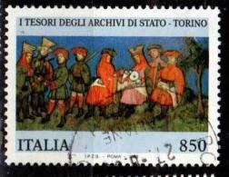 PIA - ITA - 1996 : Archivio Di Stato Di Torino    - (SAS  2200) - 1946-.. République