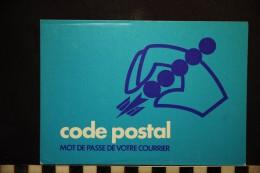 Code Postal - Mot De Passe De Votre Courrier - Postal Services