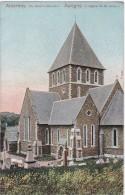 ALDERNEY - St. Anne's Chuch I. - AURIGNY - L'Eglise De Ste Anne I. - 2 Scanns - Alderney