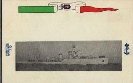 FASCISMO MARINA MILITARE ITALIANA REGIA NAVE C.T. NAZARIO SAURO 1940 - Guerre