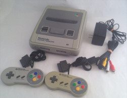 Japanese Super Famicom HVC-002 ( Used ) - Consoles