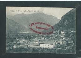 L1704 - Veduta Di Verres - Valle D´Aosta - Italie - Otras Ciudades