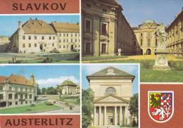 Ph-CPSM Slavkov Austerlitz (Tchéquie) Multiviews - Tchéquie