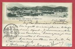 Cap Vert - Midelo, St Vincent - General View  - 1904 ( Voir Verso ) - Cap Vert
