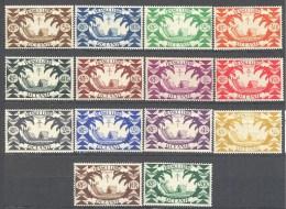 Océanie:  Entre Yvert N° 155/68*; (5 Valeurs Rousseur); 14 Valeurs; A PROFITER; PETIT PRIX!!! - Oceania (1892-1958)