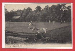 62  - PARIS PLAGE -- Le Tennis - Le Touquet