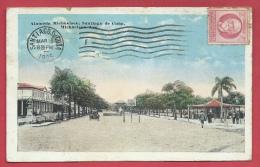Cuba - Almaeda Michaelsen , Santiago De Cuba - 1925 ( Voir Verso ) - Cuba