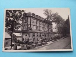 Grand Hotel DU SUD ( Prop. Mme J B Brasseur Lambert Garage Tél N° 5 ) Anno 1939 ( Zie Foto Voor Details ) !! - La-Roche-en-Ardenne