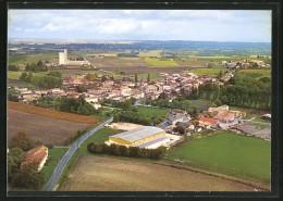 CPA Jarnac-Champagne, Vue Generale Aerienne, Au Premier Plan, Salle Omnisports - Non Classificati