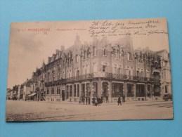Pension De La Providence ( N° 53 Maison Coulier ) Anno 1914 ( Zie Foto Voor Details ) !! - Middelkerke