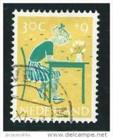 Nederland      NVPH        735               O              Gebruikt  /  Cancelled - Used Stamps