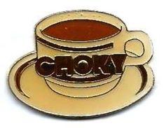CHOCOLAT - C9 - CHOKY - Verso : SM - Food